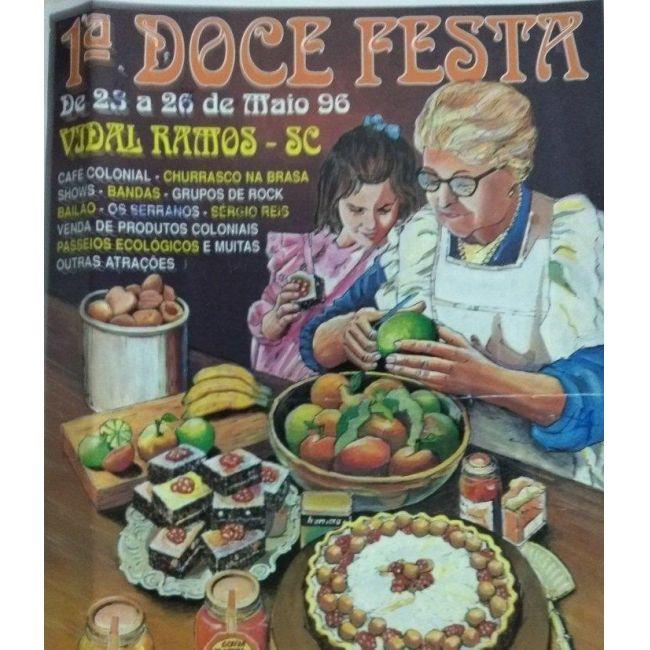 Doce Festa - 1ª Edição - 1996