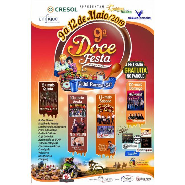 Doce Festa - 9ª  Edição - 2019