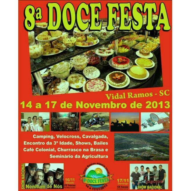 Doce Festa - 8ª Edição - 2013